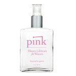 Pink Silicone Lubricant