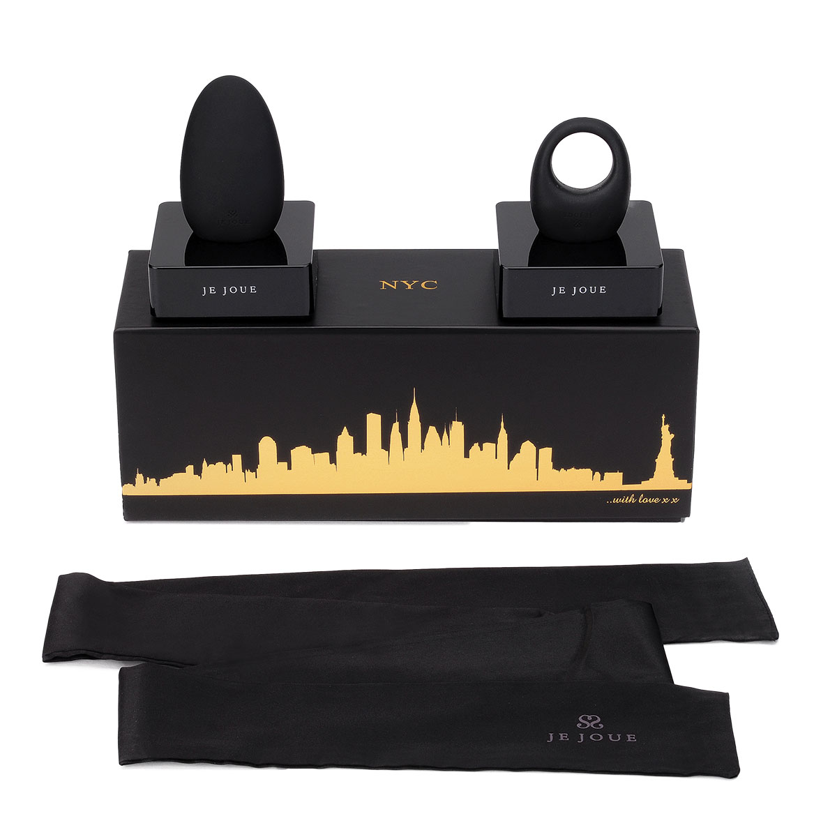 Je joue new york gift set for Gifts for new yorkers