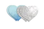 Bristols 6 Fasion Nippies- Something Blue Hearts