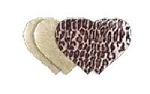 Bristols 6 Fasion Nippies- Domenico Leopard Hearts