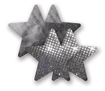 Bristols 6 Fasion Nippies- Night Fever Dark Silver Stars