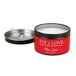 Eye of Love Massage Candle - One Love