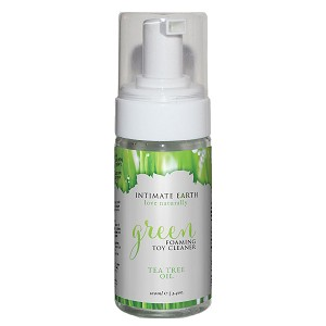 Intimate Earth Green Foaming Cleaner