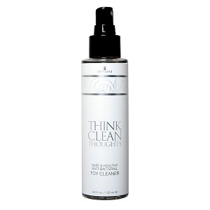 Sensuva Think Clean Thoughts Spray Cleaner