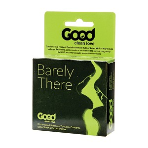 Barely There Condoms