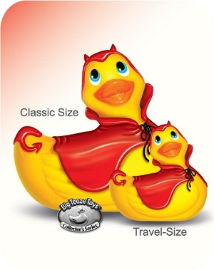 I Rub My Duckie Travel Devil