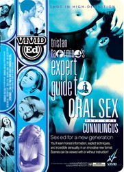 Tristan Taormino's Expert Guide To Oral Sex/Cunnilingus